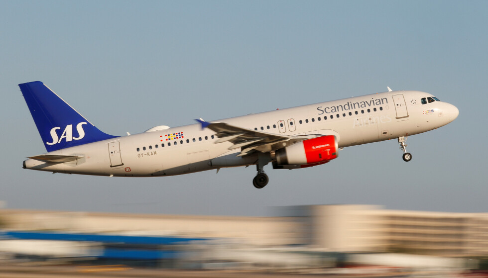 SAS innstiller flyginger