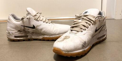 image: Slik ble sneakersene kritthvite igjen