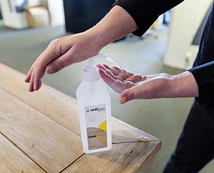 image: Hjemmelaget håndsprit - enkelt og greit?