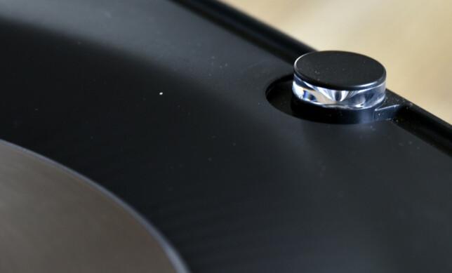 Denne sensoren skanner omgivelsene kontinuerlig. Foto: Pål Joakim Pollen