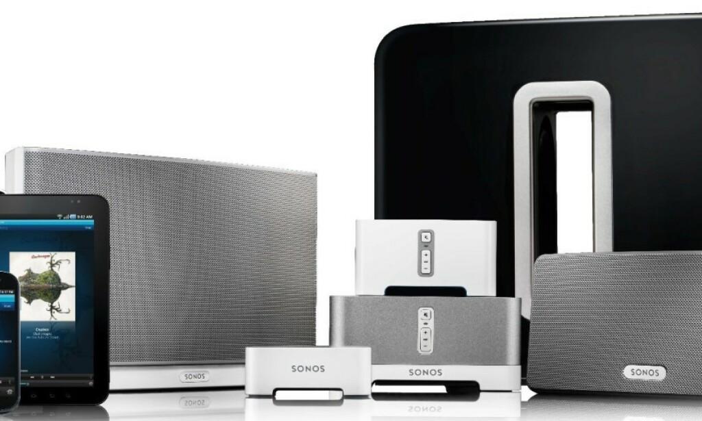 FASES UT: Sonos har fått mye kritikk for hvordan de har håndtert utfasing av eldre Sonos-produkter. Foto: Sonos