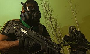 WARZONE: Godt utstyr har alt å si i «Battle Royale». Foto: Activision
