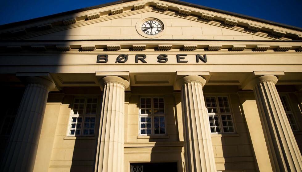 DOBBEL NEDGANG: Handelsbanken og Danske Bank spår resesjon, altså to kvartal på rad med økonomisk nedgang. Foto: Håkon Mosvold Larsen.