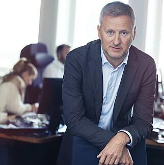 Frank Jullum, sjeføkonom i Danske Bank.