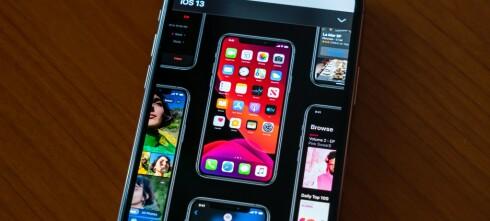 Lekkasje avslører Apple-nyheter
