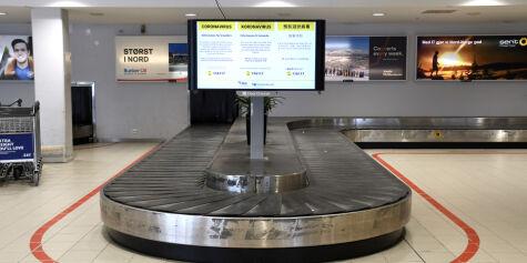 image: Hva får du dekket om flyplassen stenger?