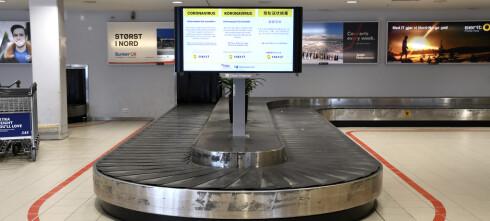 Hva får du dekket om flyplassen stenger?