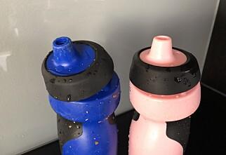Vask av drikkeflasker - unngå tørketabben!