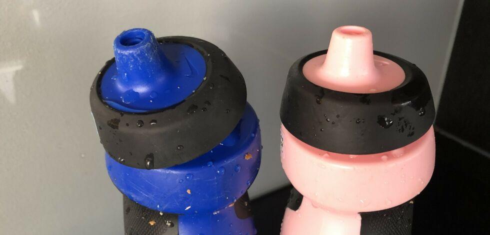 image: Vask av drikkeflasker - unngå tørketabben!