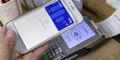 image: - Mobilbetaling tar av