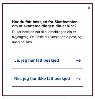 image: Nå kommer årets skattemelding
