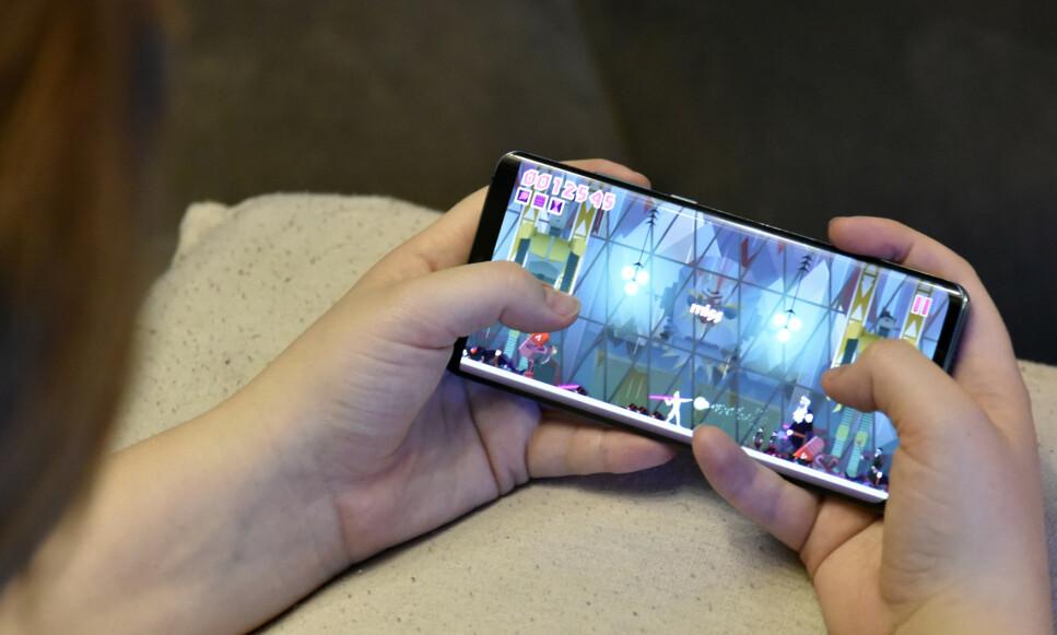 MANGE GODBITER: Lichtspeer er ett av mobilspillene vi anbefaler i denne runden. Foto: Pål Joakim Pollen