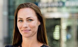 Cecilie Tvetenstrand fra Danske Bank.