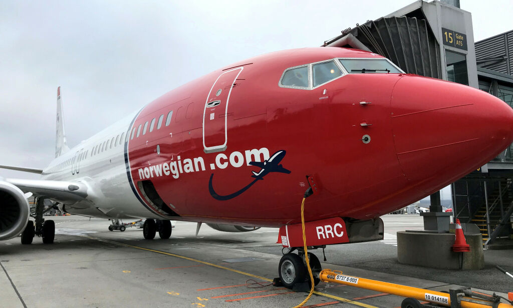 image: Kansellerte fly - fikk ikke beskjed