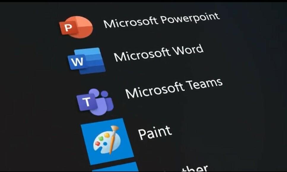 WINDOWS 10: I førsteomgang har appene fått et strøk maling, men Microsoft har større planer for brukergrensesnittet i Windows 10. Foto: Microsoft