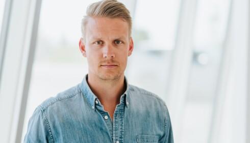 FOREBYGGENDE: Pressekontakt Erik Trosby i Volvo Car Norway forteller at det ikke er noen ulykke som gjør at de nå tilbakekaller rekordmange biler. Foto: Volvo