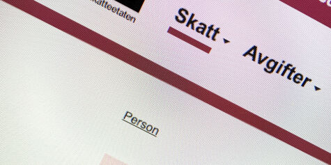 image: Skatteetaten advarer mot e-post-svindel