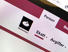 image: NÅ: Skatteetaten advarer mot e-post-svindel