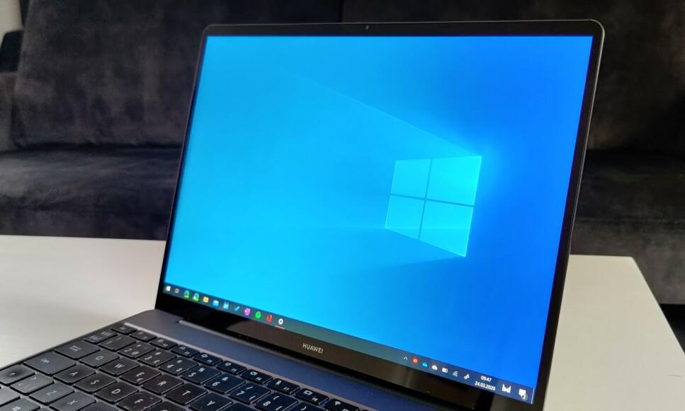 SIKKERHETSHULL: Microsoft advarer mot en sårbarhet som rammer Windows 7, 8 og 10. Foto: Martin Kynningsrud Størbu