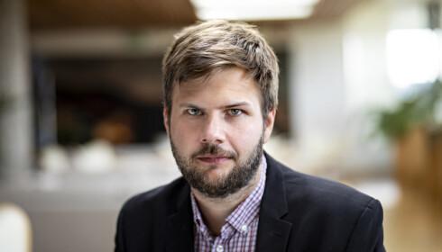 8 PROSENT: -Vi er i en spesiell situasjon forteller Egil Steinsland i NBF.