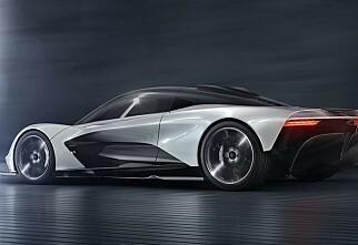Aston Martin får norsk navn