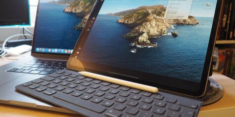 image: Bruk iPad som ekstra skjerm