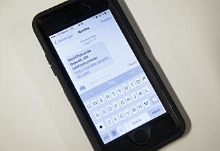 Telenor melder om rekordhøy svindeltrafikk