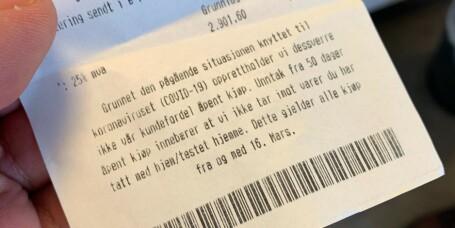 Ekstraordinære returregler for butikkjøp
