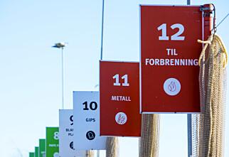 Oslo kommune gjenåpner gjenbruksstasjoner