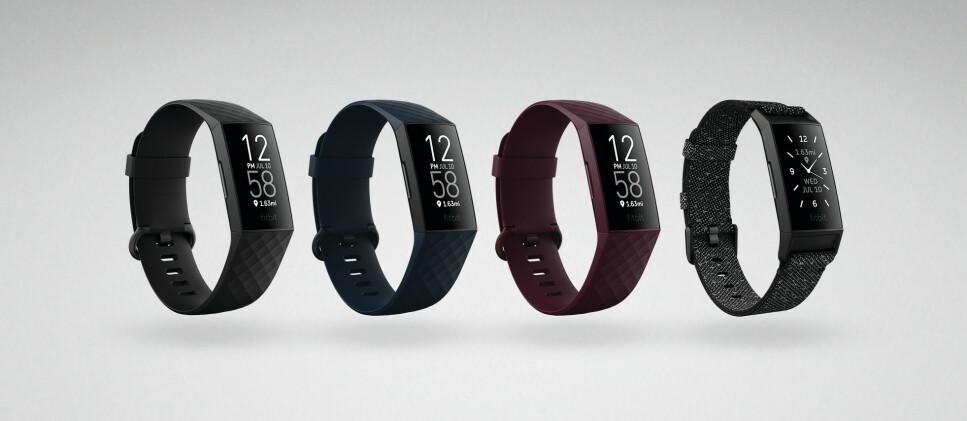 POPULÆR: Charge er Fitbits mest populære aktivitetsarmbånd. Nå kommer det i ny utgave. Foto: Fitbit