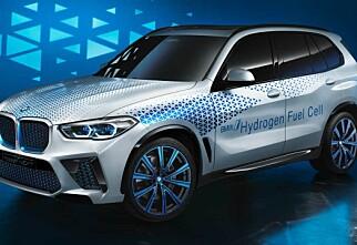 BMW med Hydrogen i 2022