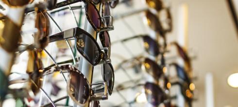 Velg riktige solbriller