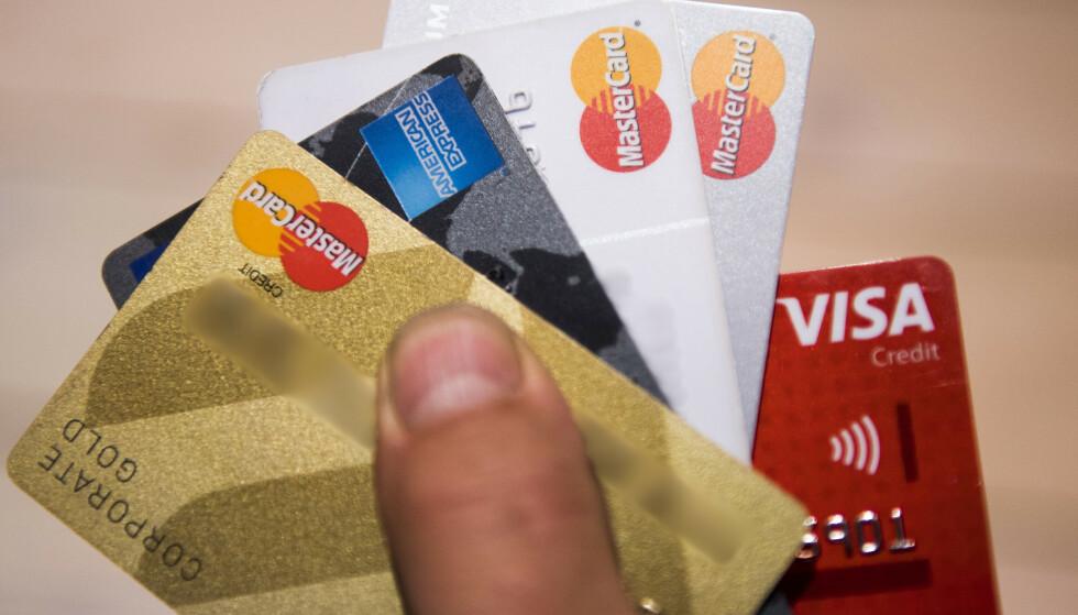FORSIKRET BETALING: Betalingsforsikring er en vanlig tilleggsforsikring som ofte tilbys når du tar opp et forbrukslån eller søker om kredittkort. Les mer om denne forsikringen og hvorvidt den faktisk er nødvendig i saken under. Foto: Jon Olav Nesvold/NTB Scanpix.