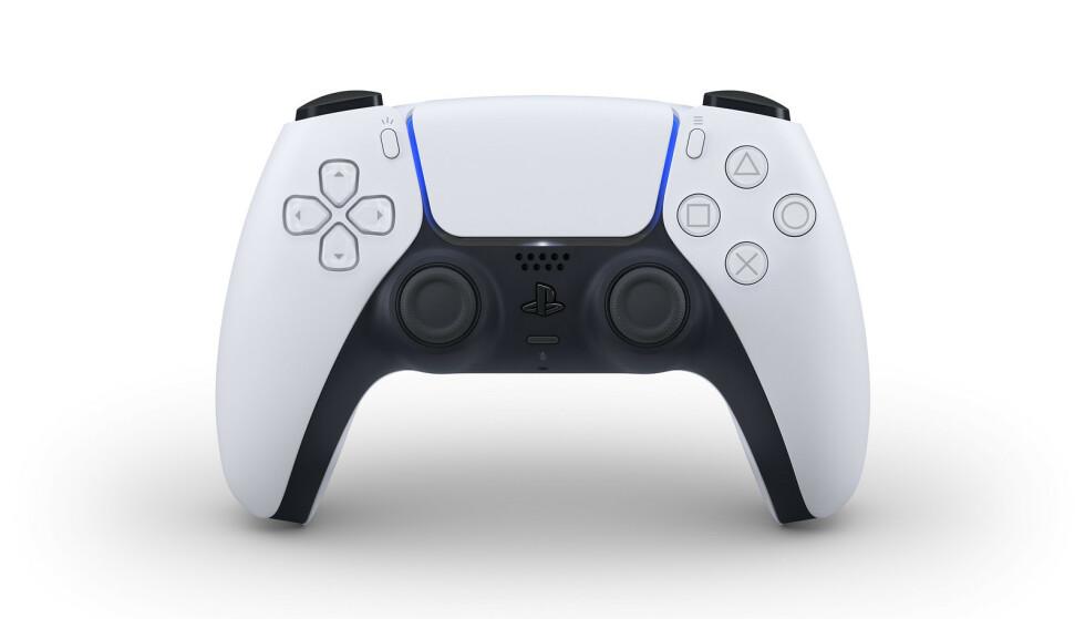 DUALSENSE: Sony har avslørt kontrollen til PlayStation 5. Foto: Sony