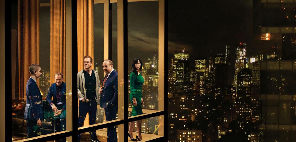 image: Flere TV-serier coronarammes
