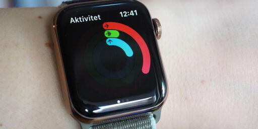 image: Slik endrer du aktivitetsmålene dine på Apple Watch