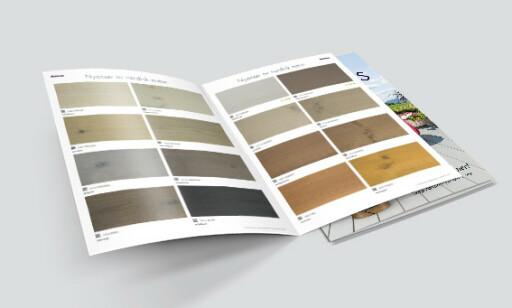 image: Beise terrassen? Her er årets farger
