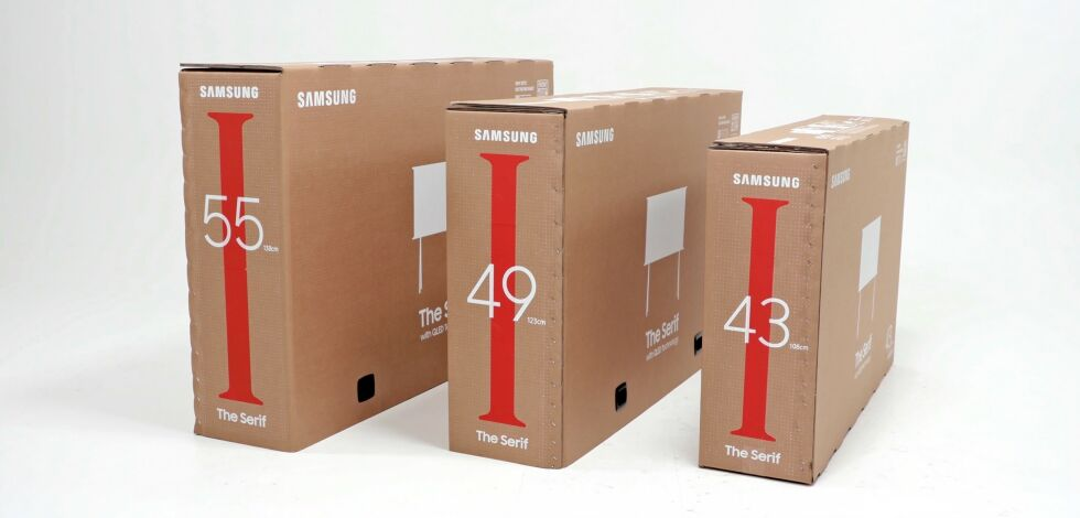 image: Samsung: Nå slipper du å kaste emballasjen