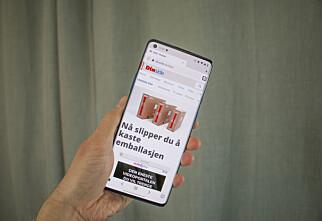 Endelig på mobil
