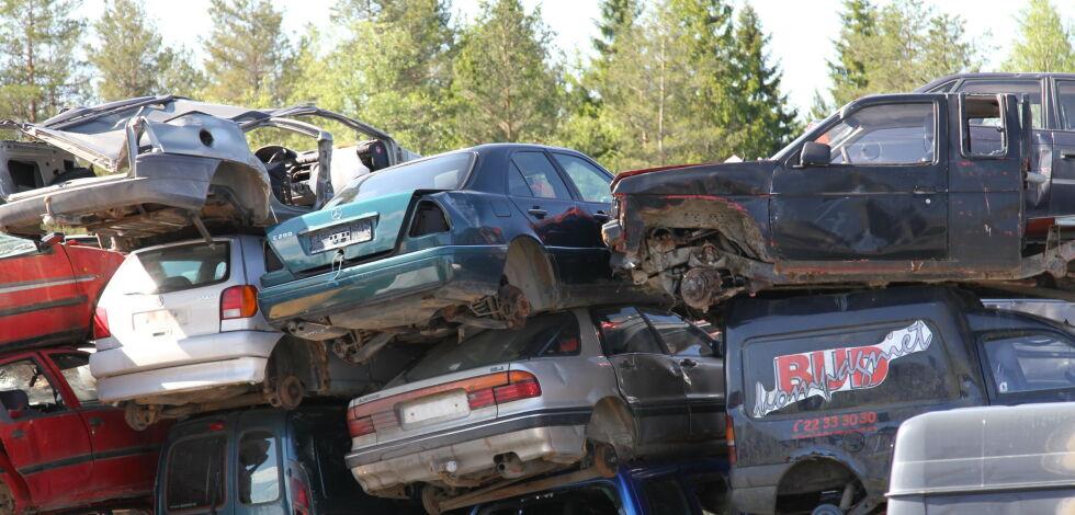 image: Vil vrake 20 år gamle biler