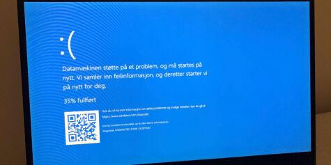 image: - Windows 10-oppdatering skaper store problemer