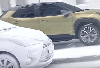 Helt ny SUV fra Toyota
