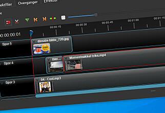 Videoredigering helt gratis