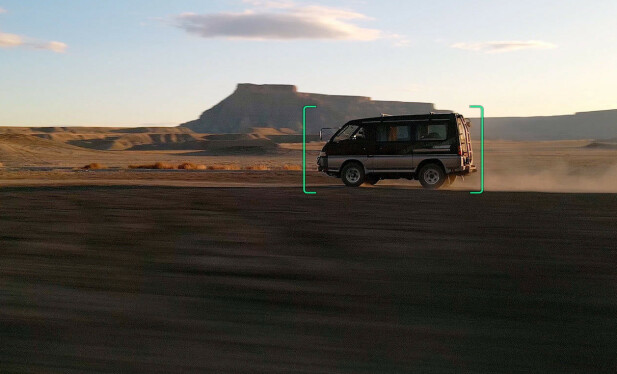 Spotlight lar deg merke av et objekt og fly slik du vil, der kameraet alltid er rettet mot objektet. Foto: DJI