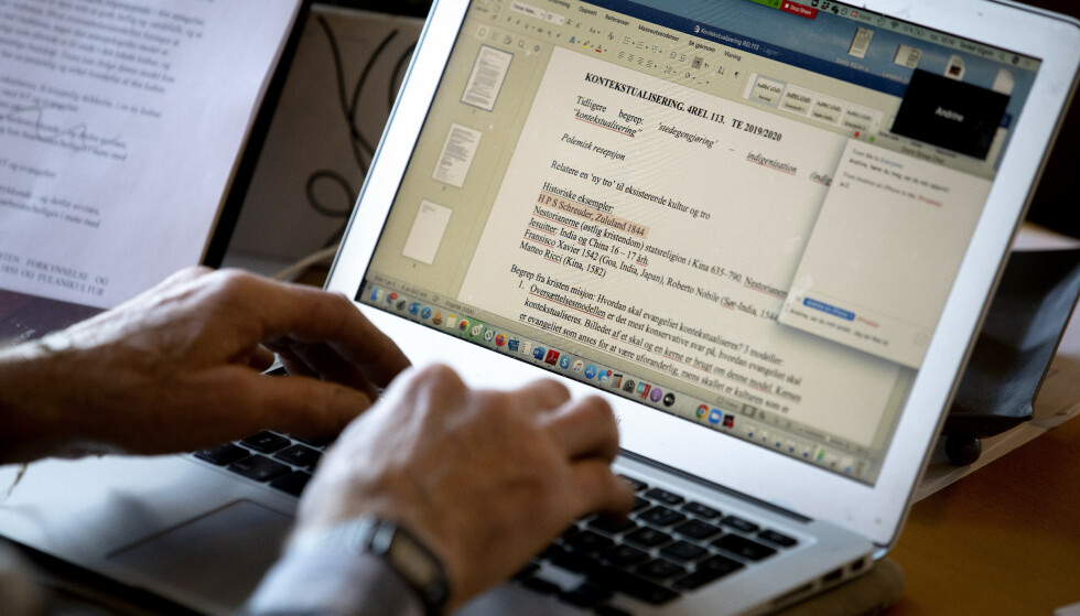 SVAR I DAG: Samordna opptak sender ut svar til 150.000 søkere om de har fått plass eller fått avslag på plass til studier. Foto: Bjørn Langsem / Dagbladet