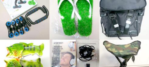 Farlige stoffer i sports- og fritidsprodukter