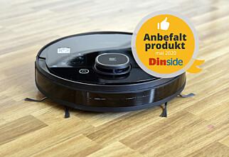Mye robotstøvsuger for pengene