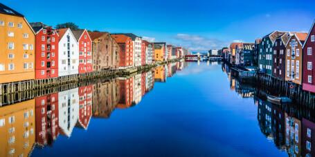 De beste norske reisemålene
