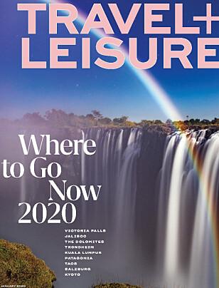 I GODT SELSKAP: Trondheim nevnes på forsiden av bladet Travel + Leisure, som en av ni steder å dra i 2020. Dette var riktignok før corona-viruset brøt ut og låste hle verden. Foto: NTB pressemeldinger