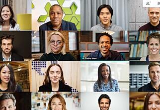 Google Meet blir gratis for alle